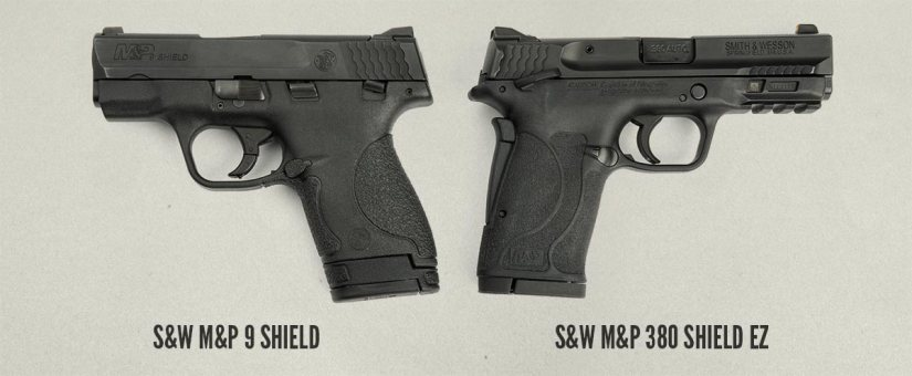 pistol size comparison