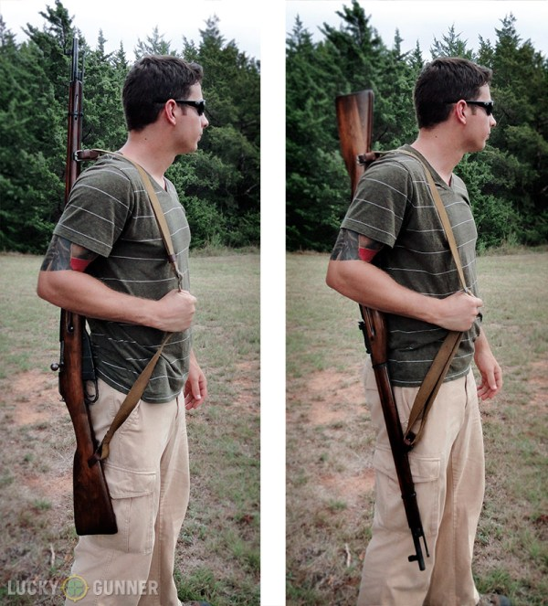 How To Use A Rifle Sling - Lucky Gunner Lounge