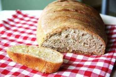 Przepis na sobotę: Chleb kartoflany na mące z amarantusa