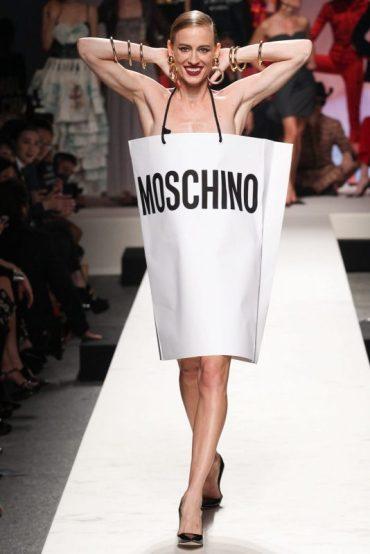 Dna marki: Moschino - stylowe szaleństwo