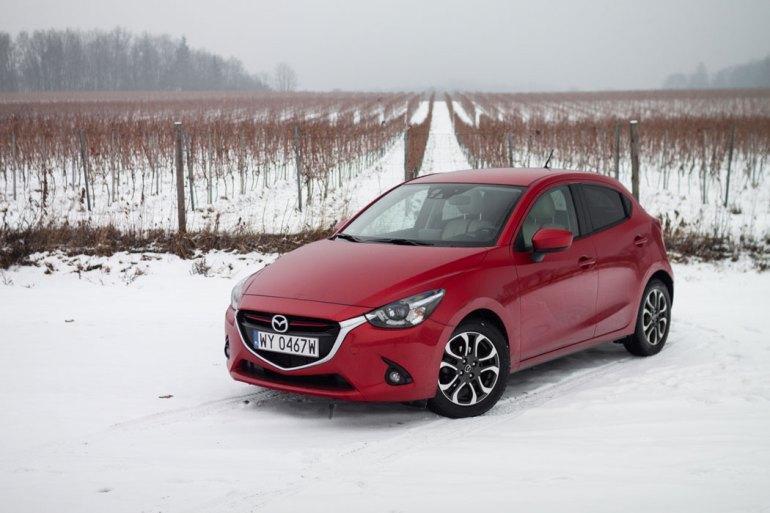MAZDA Mazda 2 1.5 SkyActiv-G - klasa B z nutką premium 1
