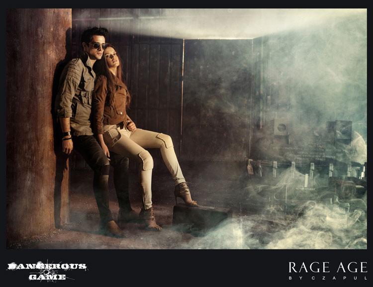 """""""Rokowa przeszlość"""" Rage Age"""