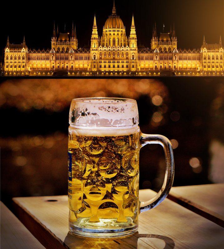 Złote smaki Budapesztu Złote smaki Budapesztu - przewodnik 1