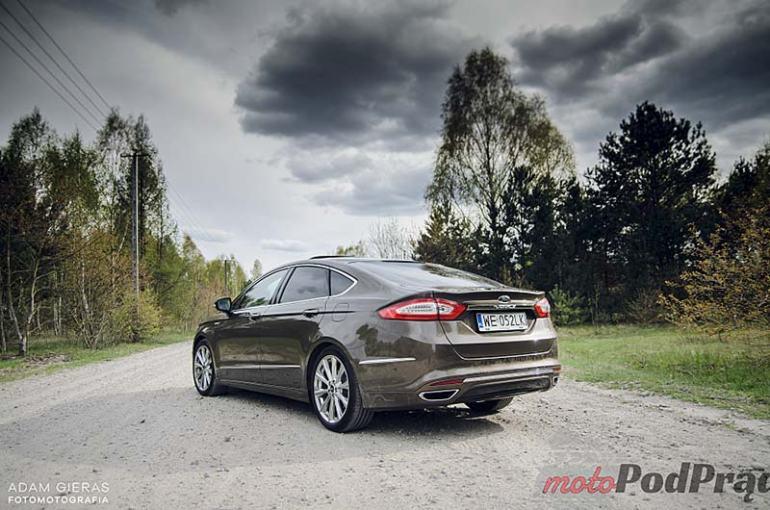 Ford Test: Ford Mondeo Vignale 2.0 TDCi 210 KM - premium? 3