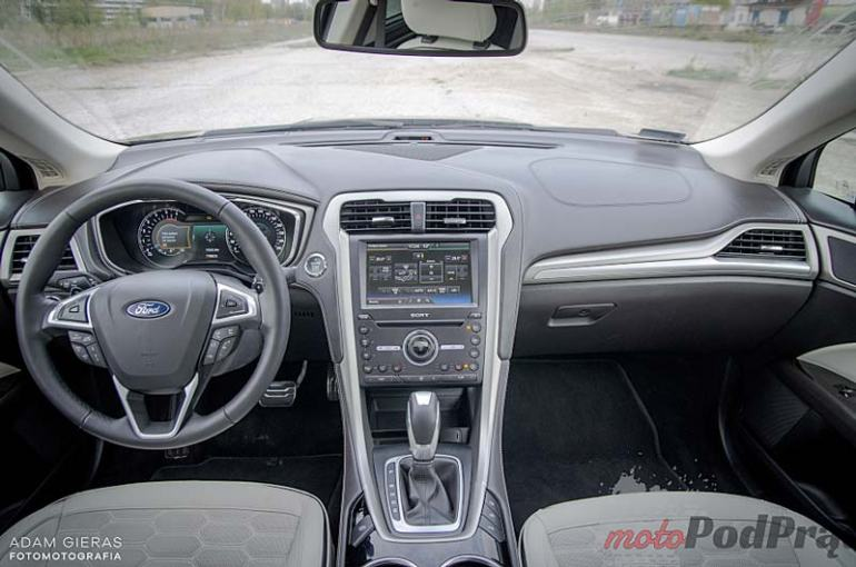 Ford Test: Ford Mondeo Vignale 2.0 TDCi 210 KM - premium? 4
