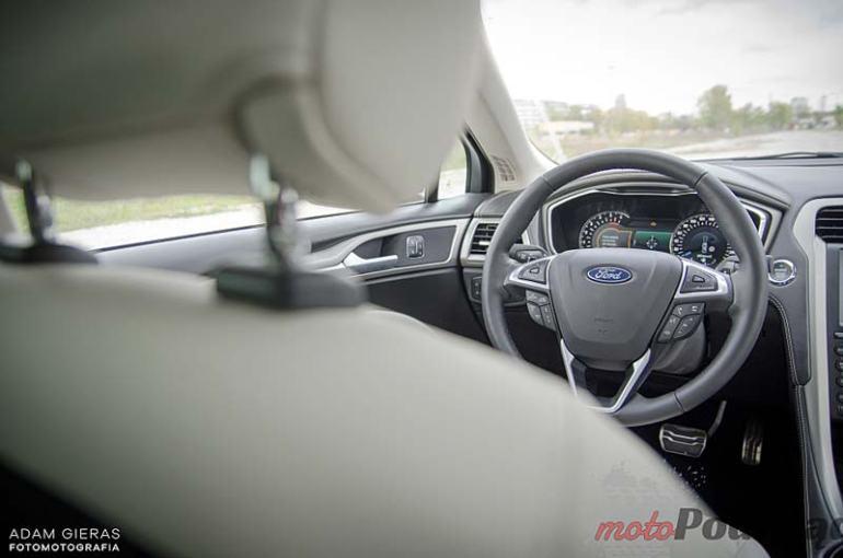 Ford Test: Ford Mondeo Vignale 2.0 TDCi 210 KM - premium? 5