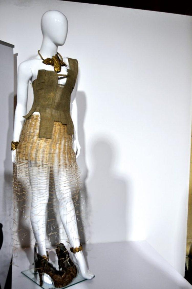 wystawa Textifood Textifood - moda prosto znatury 2