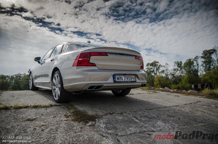 Volvo S90 D4 Test Volvo S90 D4 Inscription – spełnienie marzeń kierowcy 1