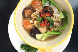 Zupa Pho Chay - tradycyjna wietnamska