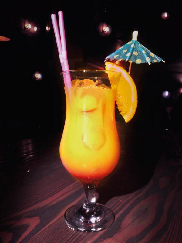 Tequila Sunrise Bardziej - Tequila Sunrise 1