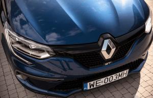 Renault Megane GT - cieplejszy kompakt Renault Megane GT - cieplejszy kompakt 1