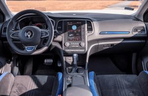Renault Megane GT - cieplejszy kompakt Renault Megane GT - cieplejszy kompakt 2