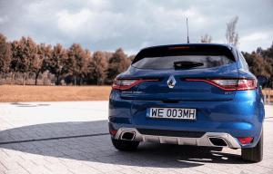 Renault Megane GT - cieplejszy kompakt Renault Megane GT - cieplejszy kompakt 3
