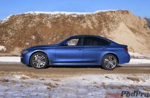 Test BMW 330xi. Niezwieszaka Test BMW 330xi. Niezwieszaka 1