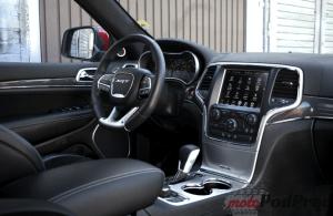 Test Jeep Grand Cherokee SRT. Pomęsku. Test Jeep Grand Cherokee SRT. Pomęsku. 3
