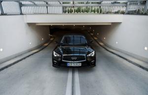 Test Infiniti Q50 S Hybrid - nietylkoEuropa Test Infiniti Q50 S Hybrid - nietylkoEuropa 1