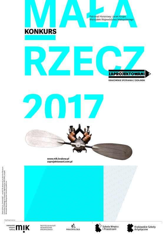 """KONKURS """"MAŁA RZECZ 2017"""" KONKURS """"MAŁA RZECZ 2017"""" 1"""