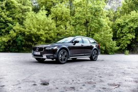 Test Volvo V90 Cross Country- terenowe kombi?