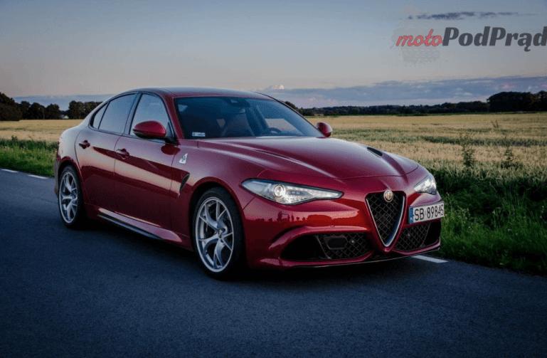 Alfa Romeo Giulia Quadrifoglio – Marzenia się spełniają