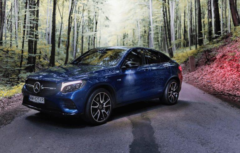 Testujemy Mercedesa-AMG GLC43 Coupe.