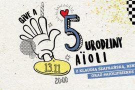 AïOLI ma już 5 lat! #aiolifriends AïOLI ma już 5 lat! #aiolifriends 7