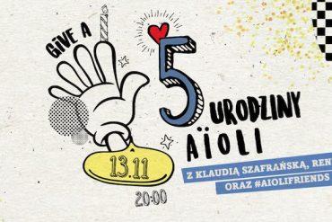 AïOLI ma już 5 lat! #aiolifriends AïOLI ma już 5 lat! #aiolifriends 6
