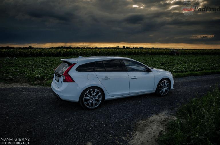 Volvo S/V 60- cichy zabójca