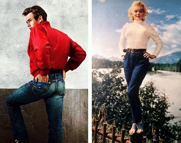 9 ciekawostek natemat jeansu 9 ciekawostek natemat jeansu, októrychmożesz niewiedzieć! 2
