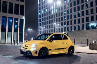 Abarth 500 595c Competizione - auto za którym każdy się obejrzy [test]