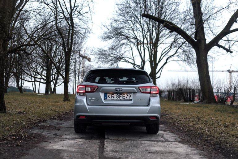 Subaru Impreza - wdobrą stronę [test] Subaru Impreza - wdobrą stronę [test] 2
