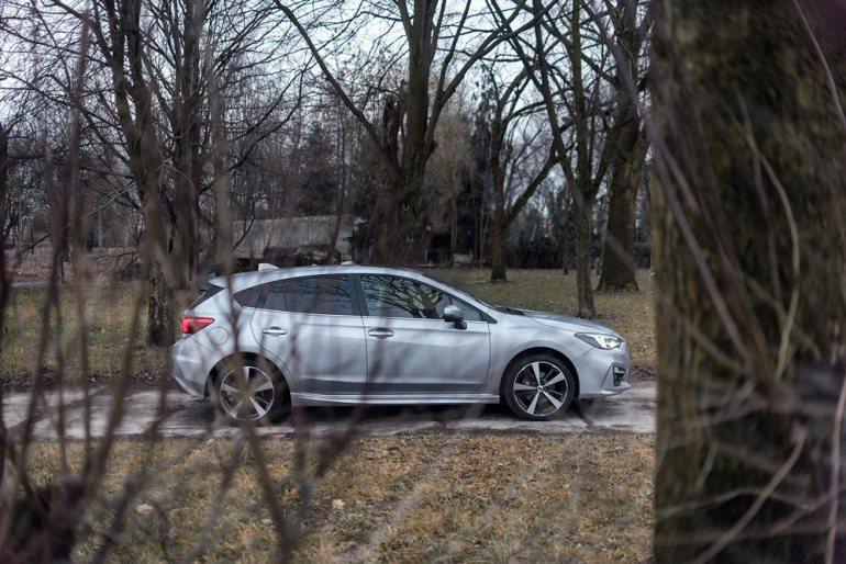 Subaru Impreza - wdobrą stronę [test] Subaru Impreza - wdobrą stronę [test] 1