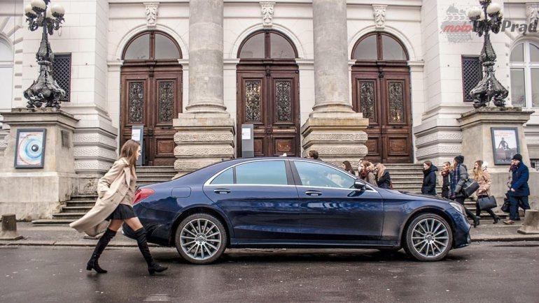 Mercedes S560L 4Matic - szczyt szczytów? Mercedes S560L 4Matic - szczyt szczytów? 2