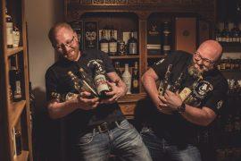 Miłość do whisky - prawdopodobnie najwieksza kolekcja na świecie!