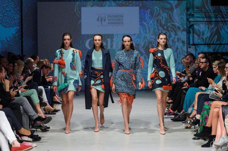 Kolekcja zgłębin oceanu - znamy zwycięzcę Fashion Designer Awards! Kolekcja zgłębin oceanu - znamy zwycięzcę Fashion Designer Awards! 1