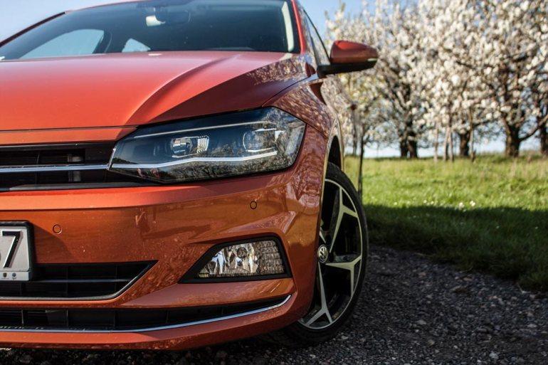 Volkswagen Polo - lekko zadziorna recepta nasukces [test] Volkswagen Polo - lekko zadziorna recepta nasukces [test] 6