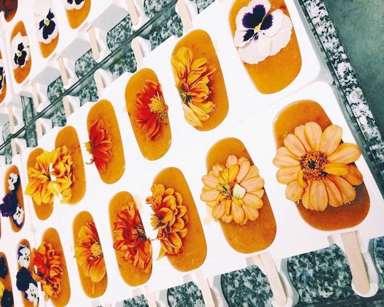 Kwiatki Kwiatki, bratki i lodziarnia 1