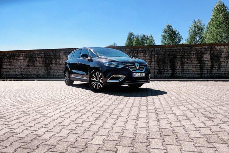 Renault Espace - kanapowiec o sportowym sercu [test]