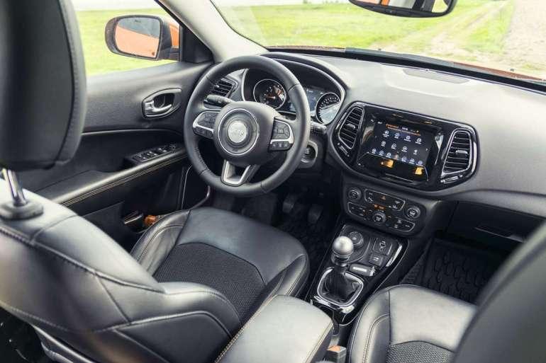 Jeep Compass - naszosę Jeep Compass - naszosę, wgóry iwlas 4