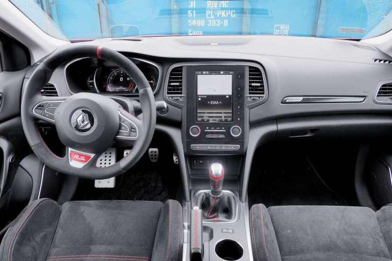 Renault Megane RS 280 KM - niezła sztuka! Renault Megane RS 280 KM - niezła sztuka! 5