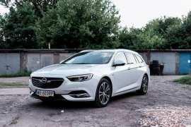 Opel Insignia Sport Tourer - ideally na urlop [test]