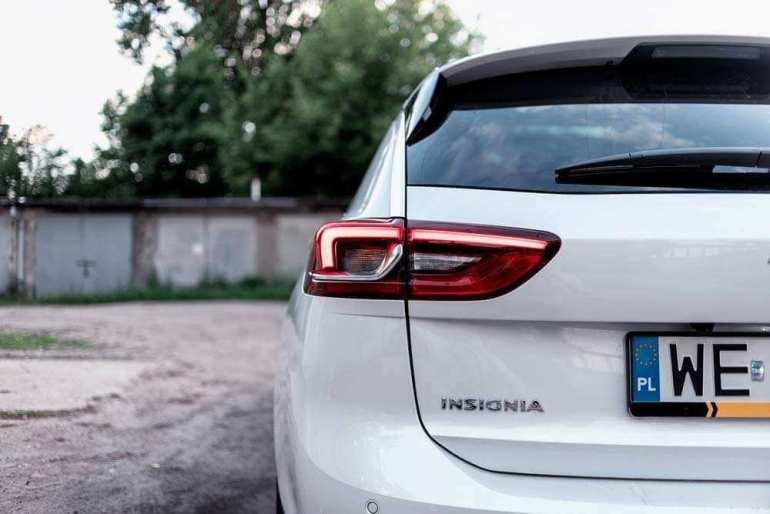 Opel Insignia Sport Tourer - ideally naurlop [test] Opel Insignia Sport Tourer - ideally naurlop [test] 4
