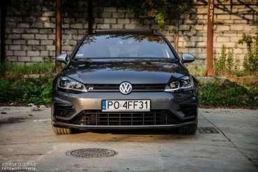 Volkswagen Golf R 310 4Motion - czy to ma sens? [test]