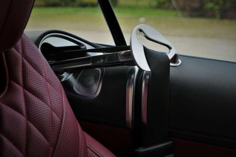 Mercedes S560 Coupe Mercedes S560 Coupe - osiągi, elegancja, prestiż. 7