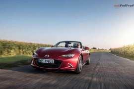 Mazda MX-5 - sama radość Mazda MX-5 - sama radość, ale... [test] 13
