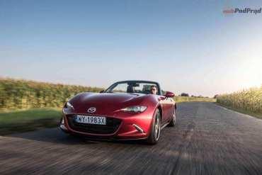 Mazda MX-5 - sama radość Mazda MX-5 - sama radość, ale... [test] 9