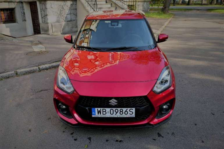 Test Suzuki Swift Sport - mało zaskakuje Test Suzuki Swift Sport - mało zaskakuje 1