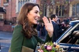 Znamy sekret pięknej skóry Księżnej Kate! Znamy sekret pięknej skóry Księżnej Kate! 3