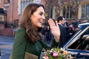 Znamy sekret pięknej skóry Księżnej Kate! Znamy sekret pięknej skóry Księżnej Kate! 2