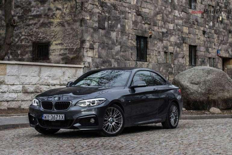 BMW 220i Coupe - moc toniewszystko [test] BMW 220i Coupe - moc toniewszystko [test] 4