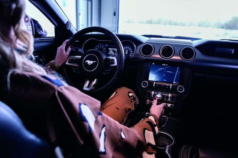 Ford Mustang GT - dzika frajda Ford Mustang GT - dzika frajda 2